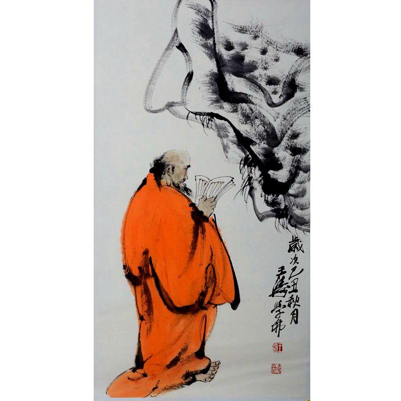 &王涛  学佛
