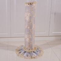 美的塔式落地扇防尘套艾美特家用立式塔扇罩 电风扇套风格