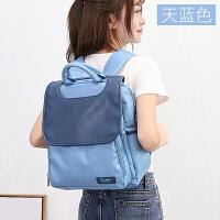 妈咪包母婴包多功能大容量宝妈包包外出时尚双肩妈妈背包
