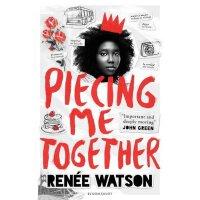 【现货】英文原版 拼凑自我 2018年纽伯瑞银奖小说 Piecing Me Together 青少读物 John Gr