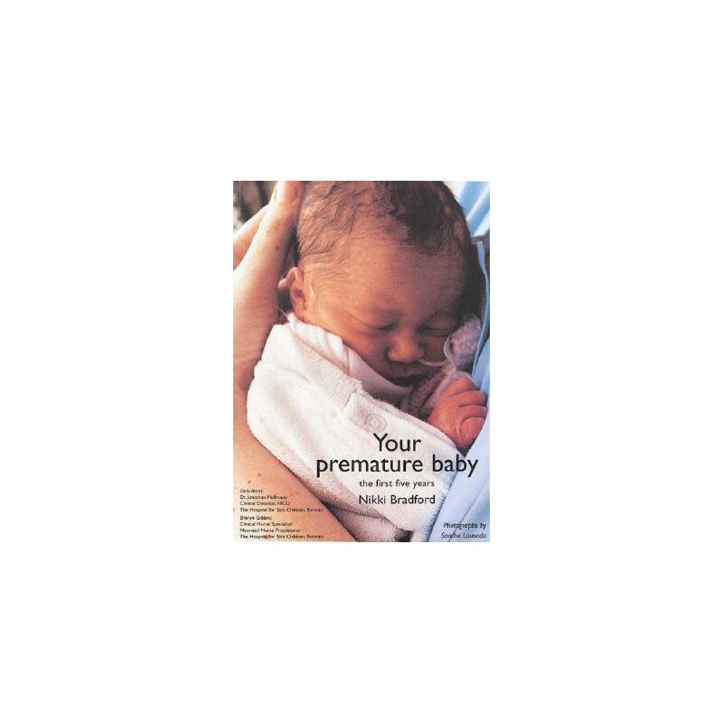 【预订】Your Premature Baby: The First Five Years 预订商品,需要1-3个月发货,非质量问题不接受退换货。