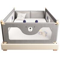床围栏 婴儿防摔防杆儿童安全防掉床上大床边挡板通用 床护栏新生