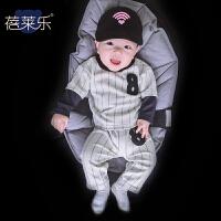 2018050634359女婴儿童运动开衫外套装卫衣服0岁6个月1秋冬装3婴幼儿宝宝春秋装
