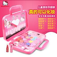 儿童化妆品套装化妆盒公主彩妆盒女孩口红女童宝宝玩具