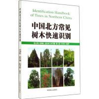 中国北方常见树木快速识别 中国林业出版社