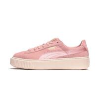 【网易考拉】PUMA 彪马 Suede Platform系列蕾哈娜松糕鞋休闲鞋 364040-01/02 365828