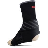 护踝 运动护具扭伤防护 篮球装备运动扭伤防护护具透气 黑色