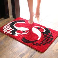 地垫门垫吸水脚垫卫浴进门防滑垫子门厅厨房卧室浴室地毯家用SN5921
