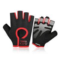 户外手套男女器械健身防滑动感单车锻炼运动手套登山骑行开车半指手套