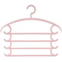 多层裤架多功能衣柜挂衣架家用裤子围巾架子收纳衣架挂架衣服撑子 1