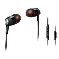 Philips/飞利浦 SHE8005手机耳机线控耳麦 入耳式重低音音乐耳机