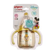 贝亲Disney Magmag PPSU 阶段式训练奶嘴杯(黄色,米奇宝宝)