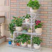 花架子多层室内特价家用阳台置物架铁艺多肉客厅省空间花盆落地式