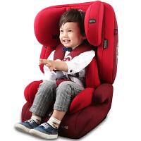 婴儿车载9个月-12岁isofix接口儿童安全座椅宝宝汽车用