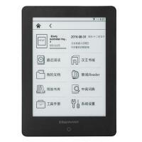 汉王(Hanvon)阅+电子书阅读器高清显示6英寸电子墨水屏触摸屏8G内存WIFI版电纸书 阅读器