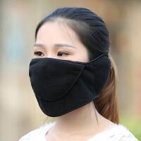 冬天韩版骑行口护耳罩冬季男女防尘防寒个性加厚保暖透气防护口罩