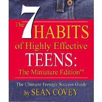 【预订】The 7 Habits of Highly Effective Teens 9780762414741