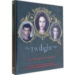 The Twilight Saga: The Complete Film Archive 英文原版