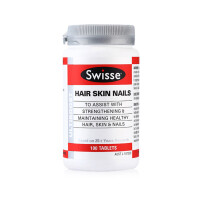 【网易考拉】【支持胶原蛋白生成】Swisse 护发护肤护甲片 100片/瓶