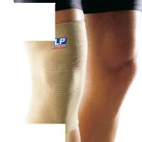 护膝运动男女士篮球跑步登山保暖骑行羽毛球户外训练膝盖护具 G7_保健版LP951 单只 肤色 XL 膝围48-58cm