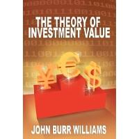 英文原版 投资价值理论 The Theory of Investment Value