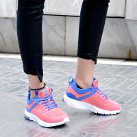 361度女跑步透气运动鞋网面气垫鞋