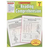 Scholastic Success With Reading Comprehension Grade 2 美国学乐成功