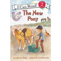 Pony Scouts: The New Pony 小小童子军:小马驹(I Can Read,Level 2)ISBN