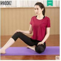 瑜伽服套装女服女上衣潮性感裤子新款速干初学者跑步健身
