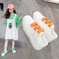 女童小白鞋2020新款春秋季儿童春秋季板鞋
