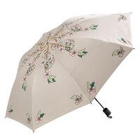 创意油画伞复古涩雨伞双层遮阳伞折叠女士太阳伞晴雨两用简约个性居家生活日用雨伞雨具