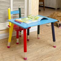 瑞美特儿童桌子幼儿园桌椅宝宝书桌小孩写字玩具画画学习桌游戏桌