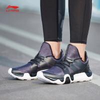 李宁篮球文化鞋男鞋休闲鞋韦德系列2018新款轻便透气男士运动鞋ABCN027