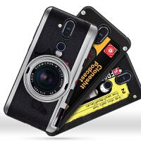 诺基亚X7手机壳复古创意软nokia X71手机套软壳X71防摔硅胶男女潮