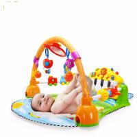 婴幼儿玩具 多功能脚踏琴地毯玩具健身架宝宝儿童早教益智礼盒装生日礼物 健身架