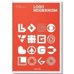 【预订】包邮LOGO MODERNISM 标志现代主义 Taschen正版平面设计 logo设计 品牌设计英文图书