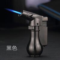 喷火枪 创意直冲防风打火机充气个性金属喷枪耐高温雪茄焊枪打火机可定火