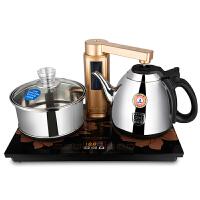 金灶(KAMJOVE) V8自动茶具抽水电热水壶泡茶电茶壶电茶炉套装
