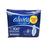 【网易考拉】Always 护舒宝德国进口 带侧翼夜用卫生巾 100%保护 7片/包