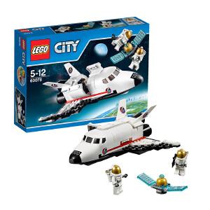 [当当自营]LEGO 乐高 CITY城市系列 多功能穿梭机 积木拼插儿童益智玩具 60078