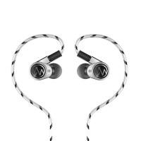 脉歌 gt350s 双动圈耳机入耳式重低音发烧HIFi耳机魔音带麦 官方标配