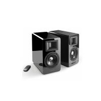Edifier/漫步者 a100�o��{牙HIFI��客�d2.0木�|音箱低音炮音�