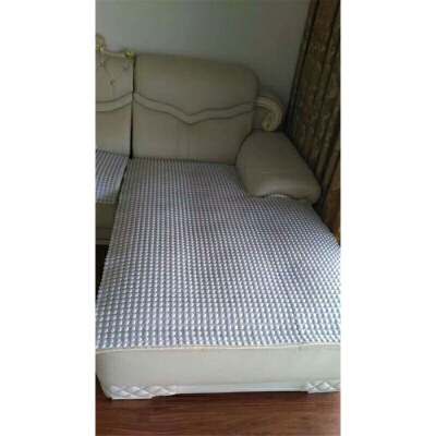 夏天座垫 椅垫陶瓷座垫凉席坐垫贵妃欧式沙发订做凉爽冰凉垫