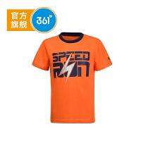 【2折抢购价:19.8】361度正品夏季男童短袖针织衫K51723213