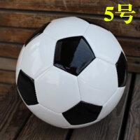 足球3号4号儿童中小学生5号黑白块软皮耐磨中考训练比赛足球