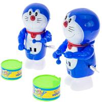 发条玩具上链打鼓幼儿园礼品儿童益智玩具