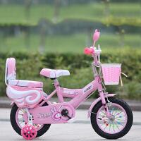 儿童自行车2-3-4-5-6-7-9岁男女孩宝宝单车12/14/16寸小孩脚踏车
