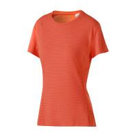 adidas阿迪达斯女装短袖T恤2018跑步运动服BQ2201