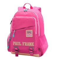 大嘴猴(paul frank)中小学生书包休闲减负双肩背包 PKY2199