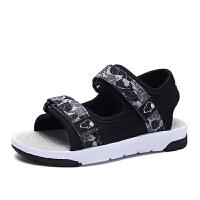 史努比童鞋男童凉鞋新夏季中小童露趾沙滩鞋儿童凉鞋
